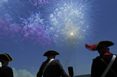 Daytime fireworks at Mount Vernon takes place at 11 a.m. on Tuesday, July 4.