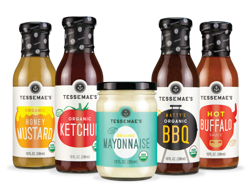 Food Ingredients Condiments Sauces Manufacturer Mail: Tessemae's Expands Clean Label Portfolio With Organic
