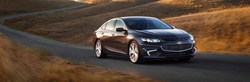 Model review of the 2017 Chevy Malibu in Eau Claire, Wisconsin