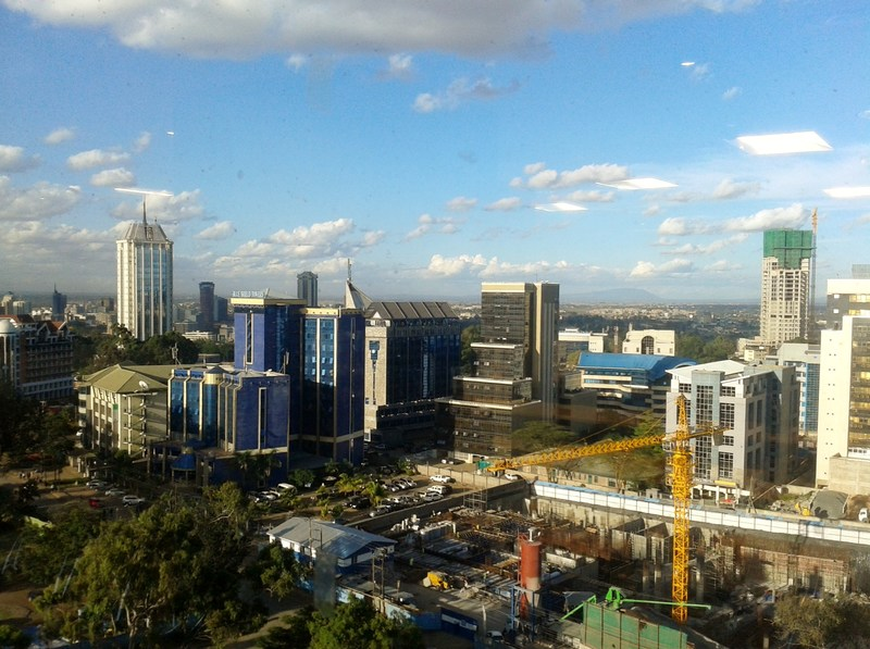 Nairobi, Kenya. Amid rapid urbanization in Africa, local governments should be able to rely on the stability of the property tax, according to new research by the Lincoln Institute of Land Policy.