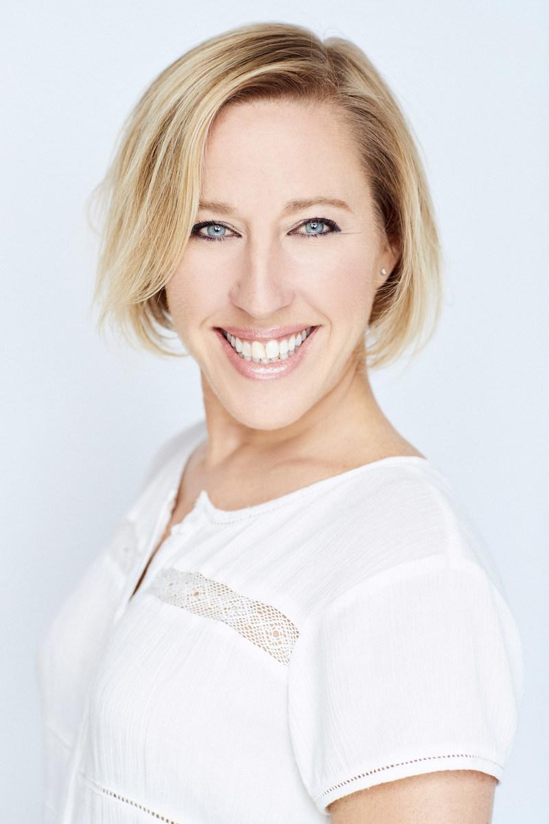 Stéphanie Binette, CMO, L'Oréal Canada (CNW Group/L''Oreal Canada Inc.)