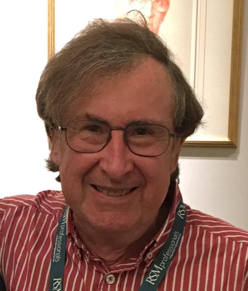 Professor Michael Wilson (PRNewsfoto/International Photodynamic Asso)