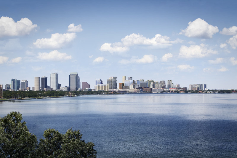 Water Street Tampa, Downtown Tampa's much-anticipated, new 50-acre mixed-use waterfront neighborhood that is being developed by Strategic Property Partners, LLC (SPP).