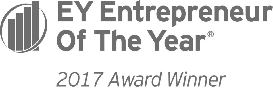 EY Entrepreneur Of The Year® 2017 Award Winner logo