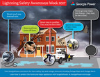 Georgia Power offers storm safety tips for Lightning Safety Awareness Week