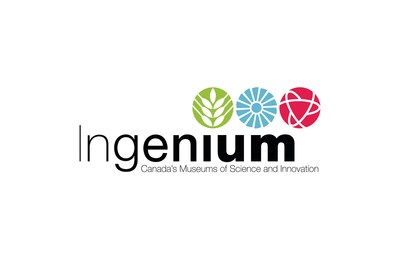 Logo: Ingenium – Canada's Museums of Science and Innovation (CNW Group/Ingenium – Canada's Museums of Science and Innovation)