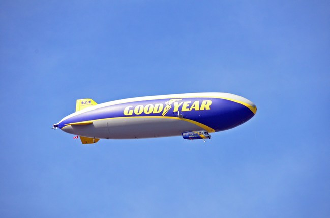 Goodyear Blimp to visit Ottawa for Canada 150