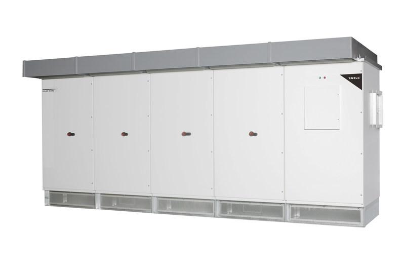 Solar Ware Samurai™ 3200 kW Central Inverter