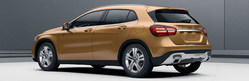 Mercedes-Benz of Scottsdale welcomes 2018 GLA-Class model.