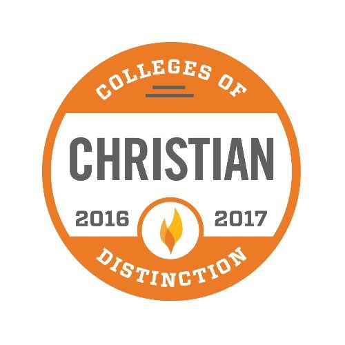Corban University has been recognized as a Christian College of Distinction.