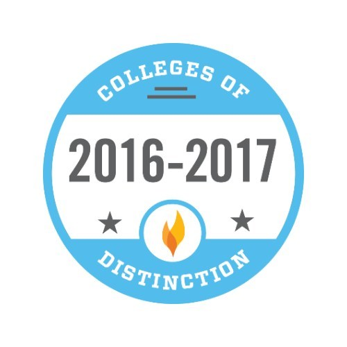 Corban University has been recognized as a College of Distinction for 2016-2017.
