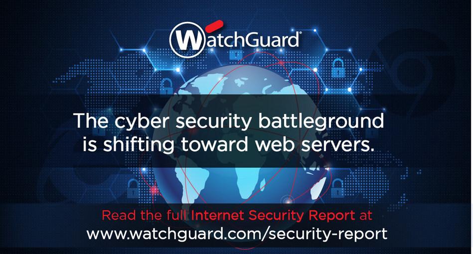 Q1 2017 Internet Security Report Web Servers