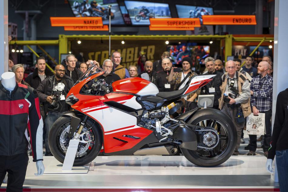 2017-2018 Dates and Cities Announced for the 37th Annual Progressive® International Motorcycle Shows® (IMS) Tour