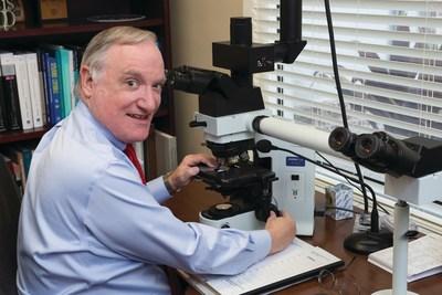 Charles Perniciaro, M.D. at Gulf Coast Dermatopathology Laboratory in Tampa, Florida