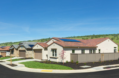 SunPower Installs Solar at 1,000th New Home Community