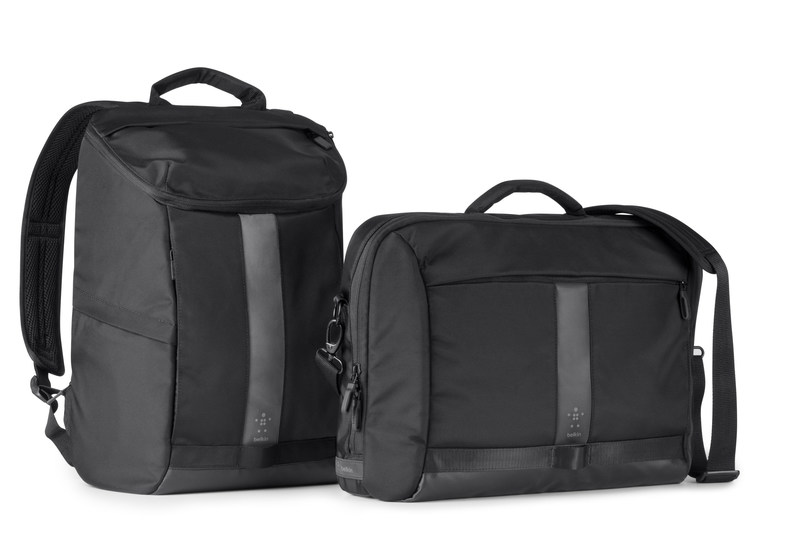 Belkin® Launches Backpacks And Messenger Bags To Offer ...