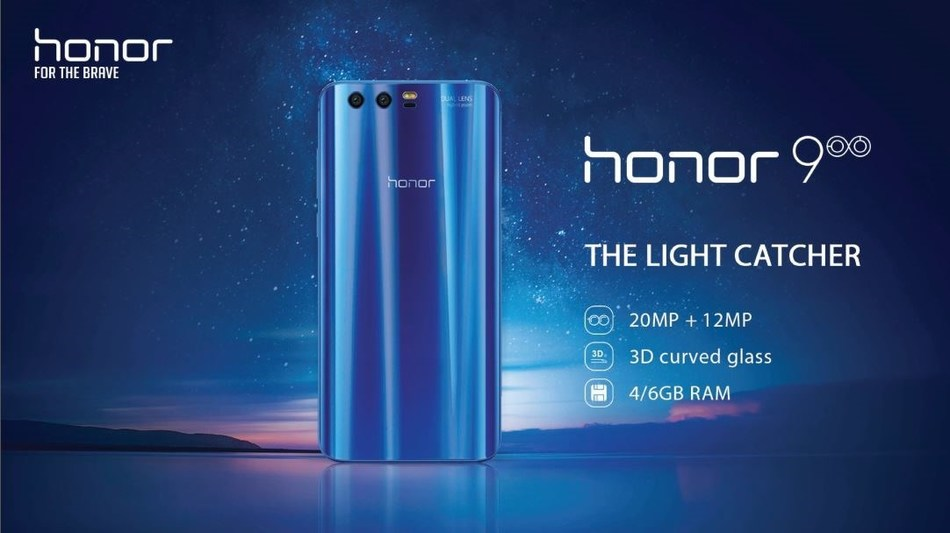 Honor Unveils New Flagship, the Honor 9