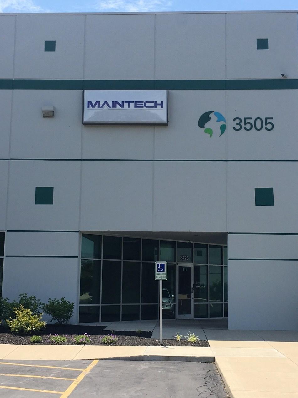 Maintech Opens Technology Center
