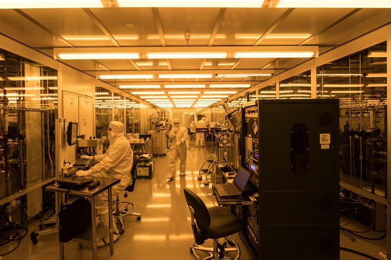 Rigetti Computing's Fab-1.