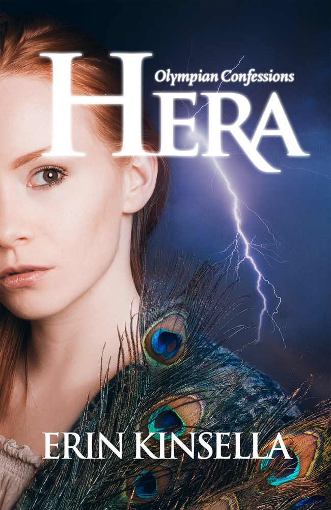 Cover: Olympian Confessions: Hera