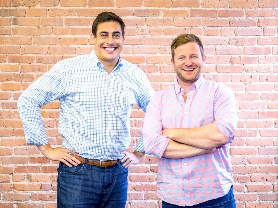 Co-CEOs and co-founders of Catalant Technologies, Rob Biederman and Patrick Petitti