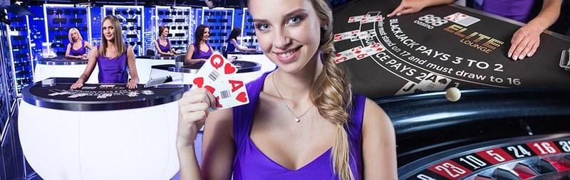 888casino Live Elite Lounge - A Better Casino Experience (PRNewsfoto/888casino)