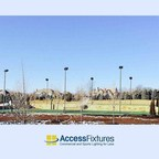 Access Fixtures Launches Competitive-Level LED Tennis Court Lighting