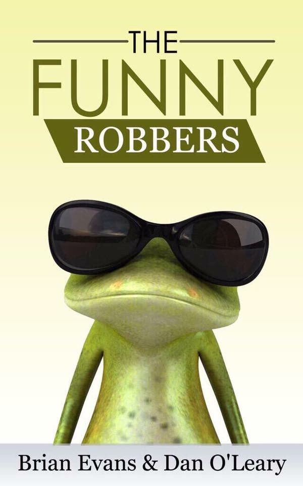 The Funny Robbers is heading to the big screen, executive produced by Carrot Top, Brian Evans, and Dan O'Leary