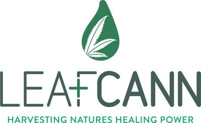 LeafCann Logo (CNW Group/Resolve Digital Health)