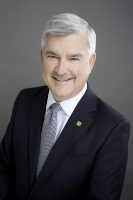 Kenn Lalonde, President and CEO, TD Insurance, and Chair of the Board of Directors, Insurance Bureau of Canada (CNW Group/Insurance Bureau of Canada)