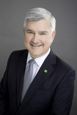 Kenn Lalonde, président et chef de la direction de TD Assurance et président du conseil d'administration du Bureau d'assurance du Canada (Groupe CNW/Bureau d'assurance du Canada)