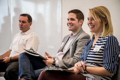 Millennials at Roche can take advantage of early in career workshops and participate in a a variety of business resource groups that support their development.