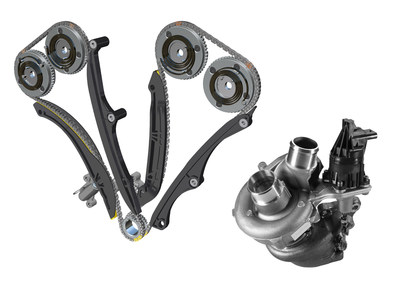 BorgWarner turbochargers, VCT phasers and engine timing systems help boost performance and efficiency for Ford's second-generation EcoBoost® 3.5-liter engine.