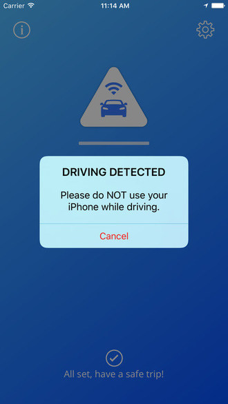 Aerospace Company Designs Co-Pilot App to Defeat Distracted Driving