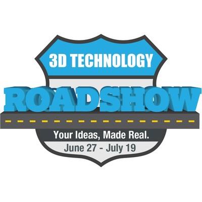 NovaCopy 3D Technology Roadshow logo