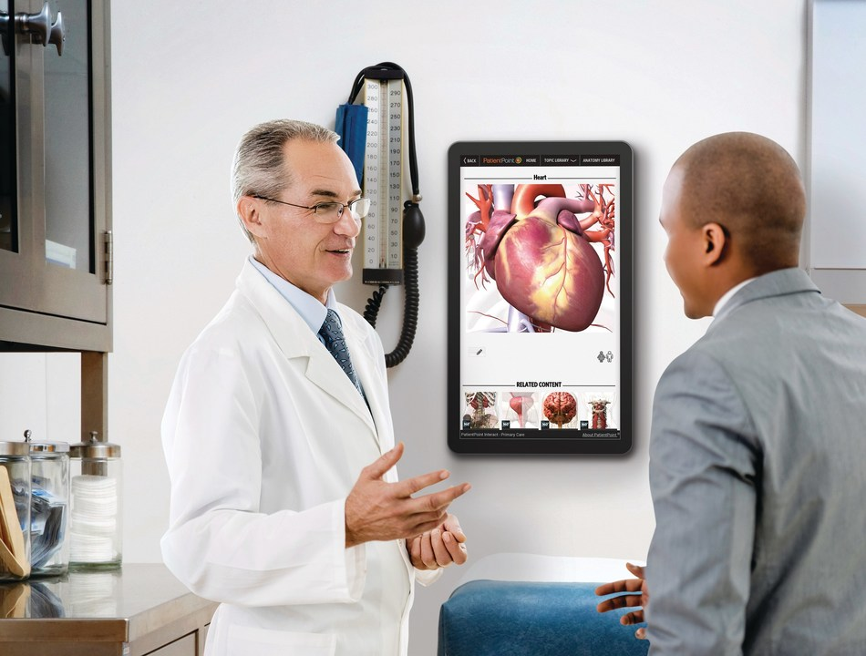 PatientPoint Interact–Interactive Exam Room Program