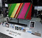 Highly Anticipated 77-Inch LG SIGNATURE OLED TV W Launched In USA