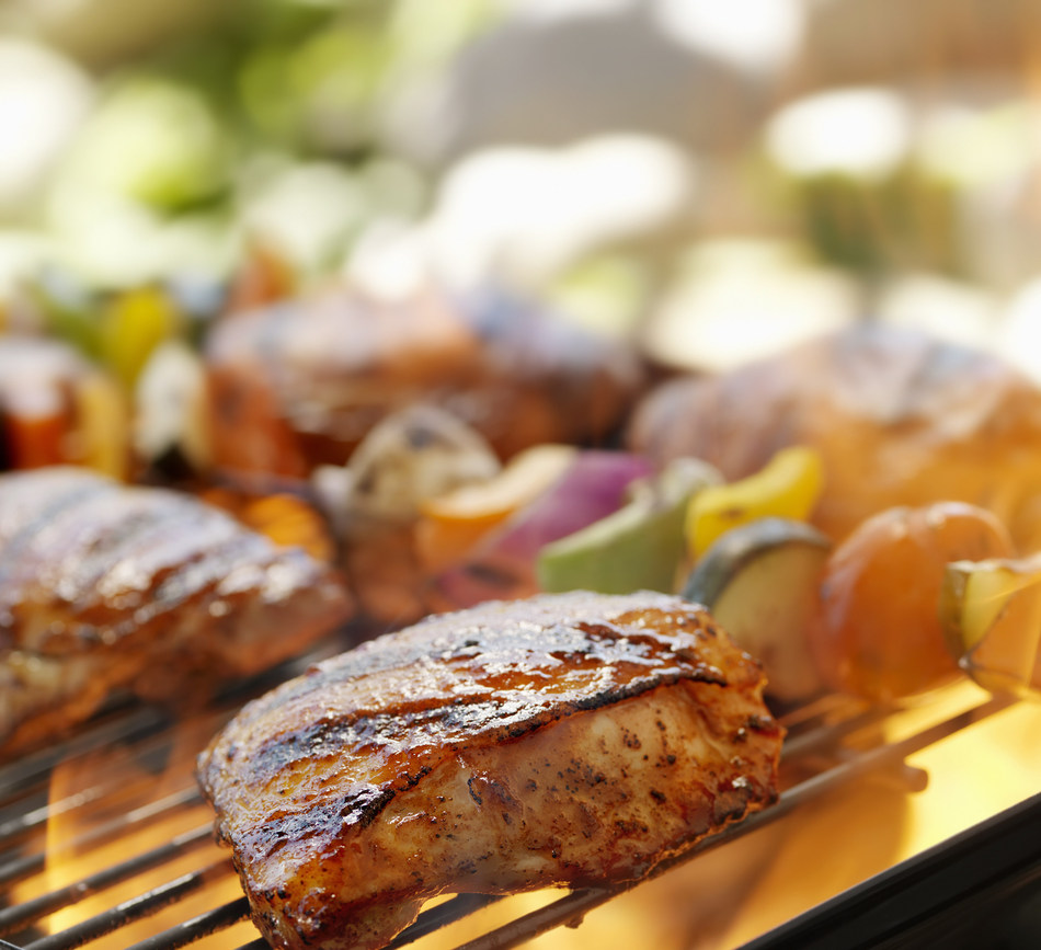 Aramark and the American Heart Association are sharing tips to make the average summer cookout superb, with secrets straight from the grill.