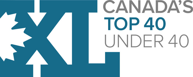 The recipients of Canada's Top 40 Under 40® for 2017 represent the diversity of talent, entrepreneurship and innovation seen across Canada today. (CNW Group/The Caldwell Partners International Inc.)