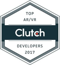 Clutch Announces Top Virtual and Augmented Reality Developers