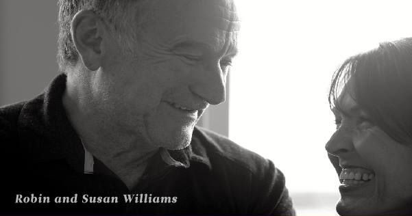 Robin and Susan Williams