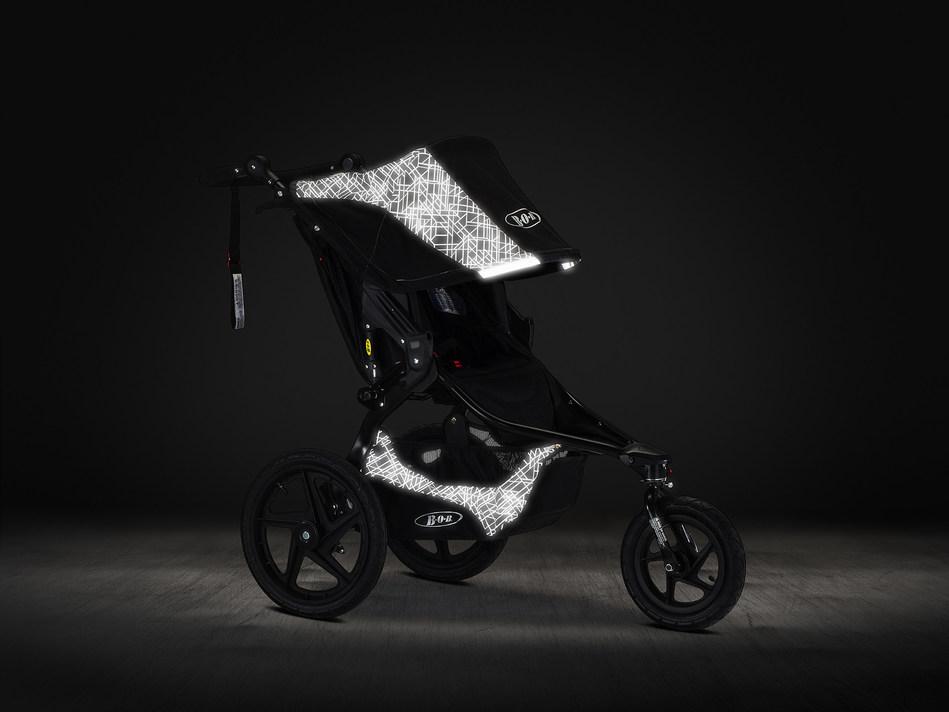 BOB Revolution® FLEX – LUNAR Stroller_dark