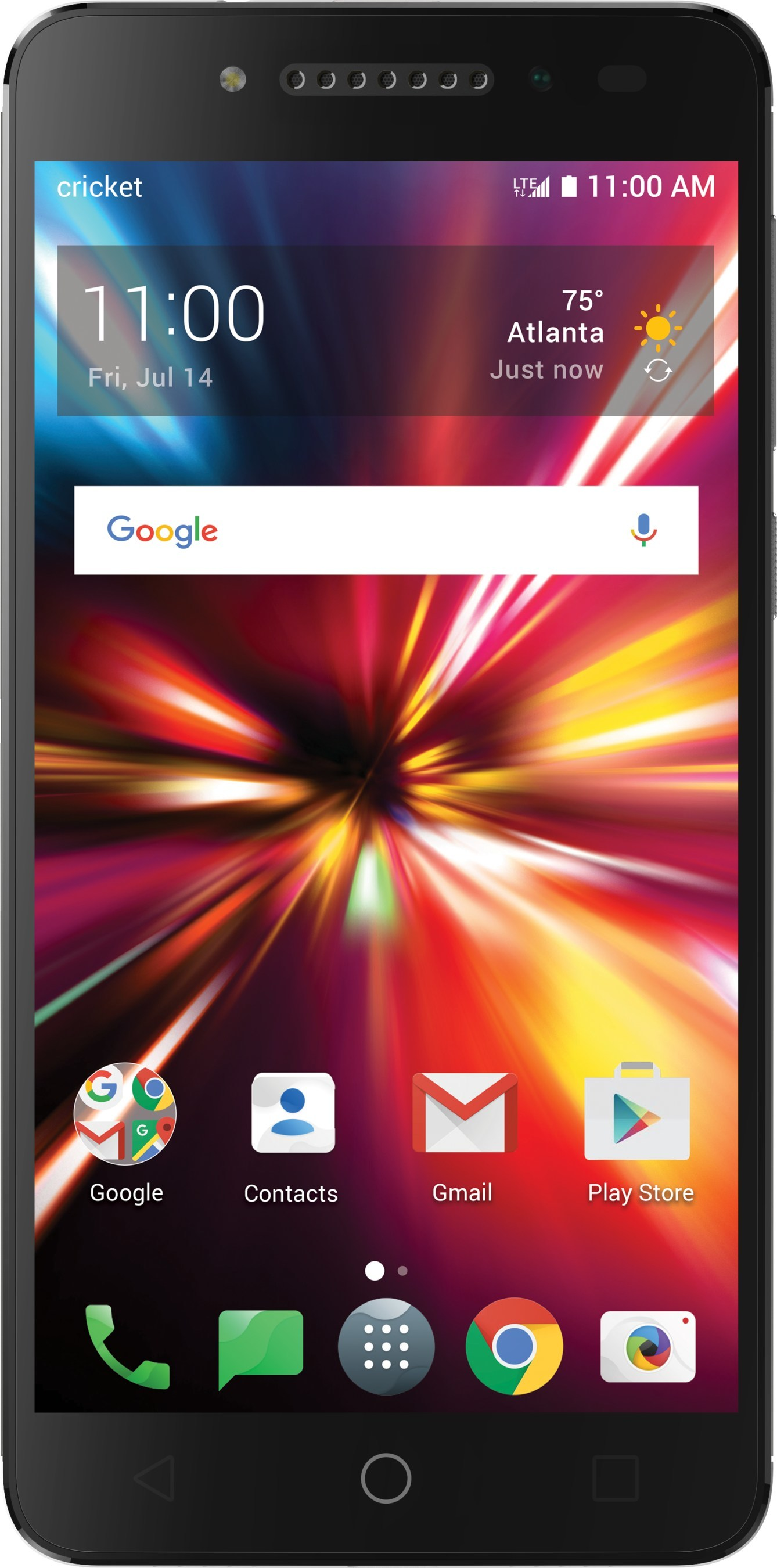 the alcatel pulsemix™ heads exclusively to cricket wireless jun