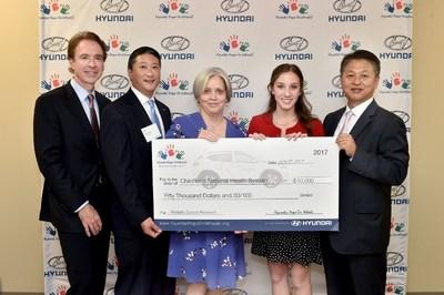 Hyundai Hope On Wheels Recipient - Children's National Health System