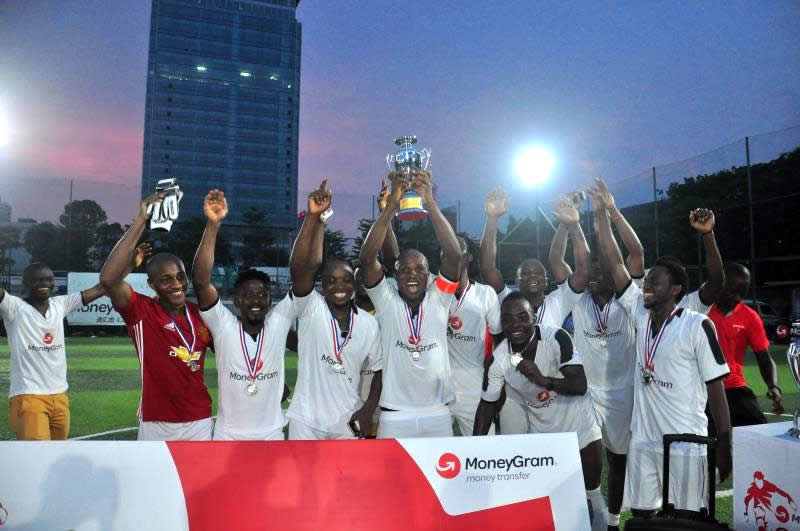Future FC 1 Wins MoneyGram GOAL Football Tournament in China