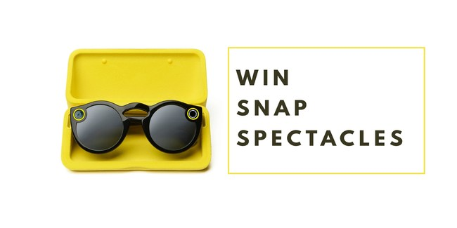 Sign up today for your chance to win 1 of 2 Snapchat Snap Spectacles. Plus, you will receive 3 months of free hosting. Contest ends August 1, 2017!