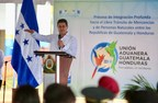 Honduras and Guatemala Launch Historic Customs Union