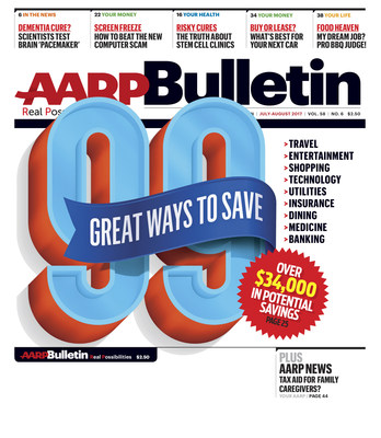 AARP Bulletin July/August Issue