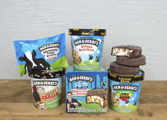 National Ice Cream Month News: Ben & Jerry's Top Ten Flavors Revealed
