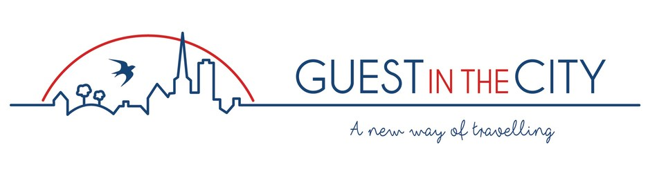 Guest in the City Logo (PRNewsfoto/Guest in the City)